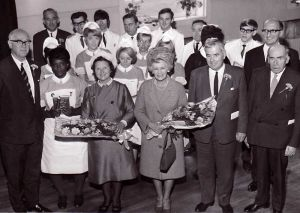 Nurses Prize Giving 5th October 1967