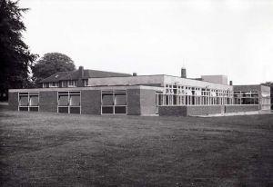 Alexander Wilson Villa Opened 30th May 1964