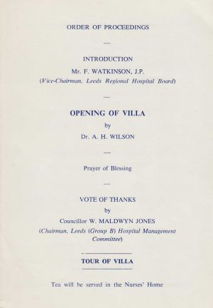 The Opening Of Alexander Wilson Villa 3