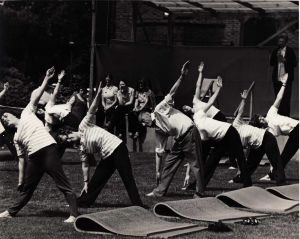 Mens Exercise Group, Gala Day.