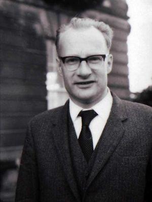 Dr, Douglas Anthony Spencer.