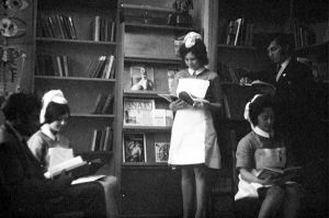 Library, 1973