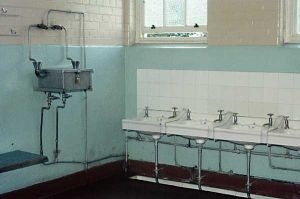 Villa 12 Bathroom, 1973