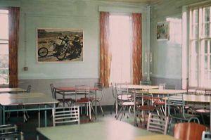 Villa 12 Dining Room, 1973