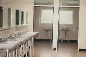 Villa 13 Bathroom 1973