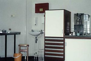 Villa 13 Kitchen, 1973