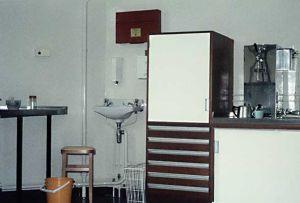 Villa 13 Kitchen, 1973