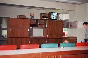 Villa 13 Sitting Room, 1973