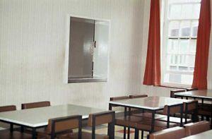 Villa 15 Dining Room, 1973