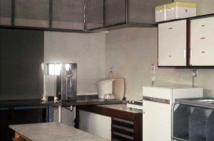 Villa 15 Kitchen, 1973