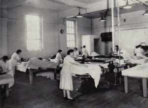Pioneer Laundry Occupation Centre 1958
