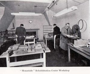 Mountside Rehabilitation Centre Workshop