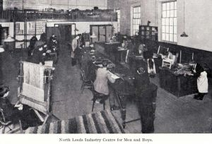 North Leeds Industry Centre For Men And Boys.