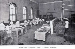 Pioneer Laundry, South Leeds Occupation Centre