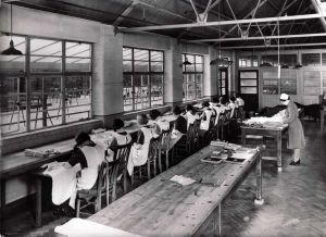 Sewing Workshop,  Industry Centre