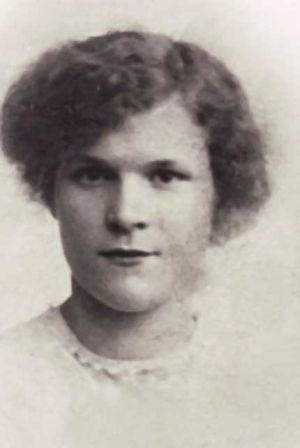 Elsie May Simon aged 17years.