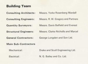 The Building Team
