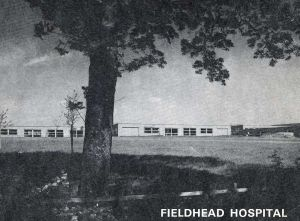 Fieldhead Hospital, 11th July 1972