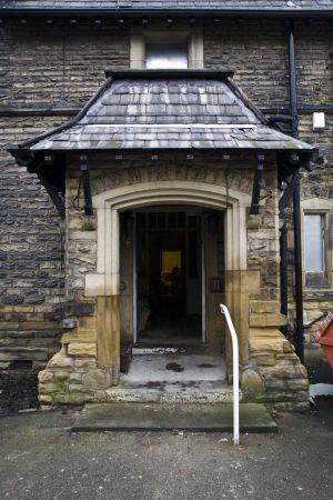 1 Spen Lane Front Door