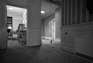 Hallway, Jan 2009