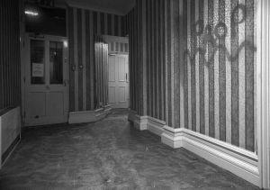Kitchen Hallway, Jan 2009