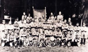 "July 26th 1949 ""The Scout Band"""