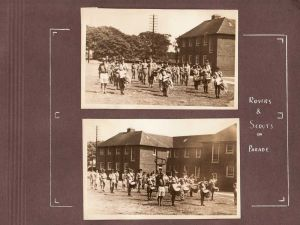 Meanwood Park Hospital -  Annual Sports Day 1949