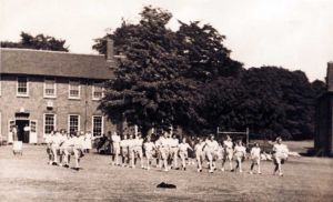 The Annual Sports Day 1949