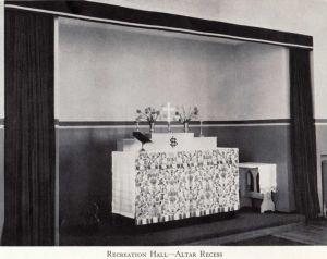 Altar Recess